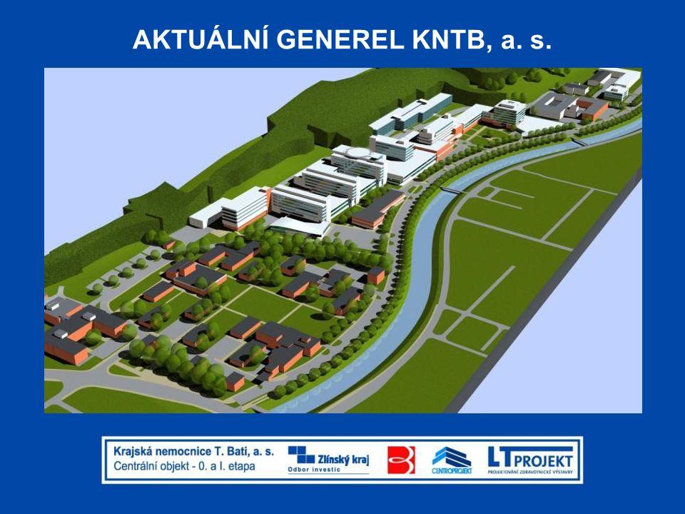 GENEREL A DALŠÍ VÝVOJ Vývoj od zpracování generelu -generel byl zpracován v roce 2008 -v roce 2009 byla zpracována architektonicko-dispoziční studie I.