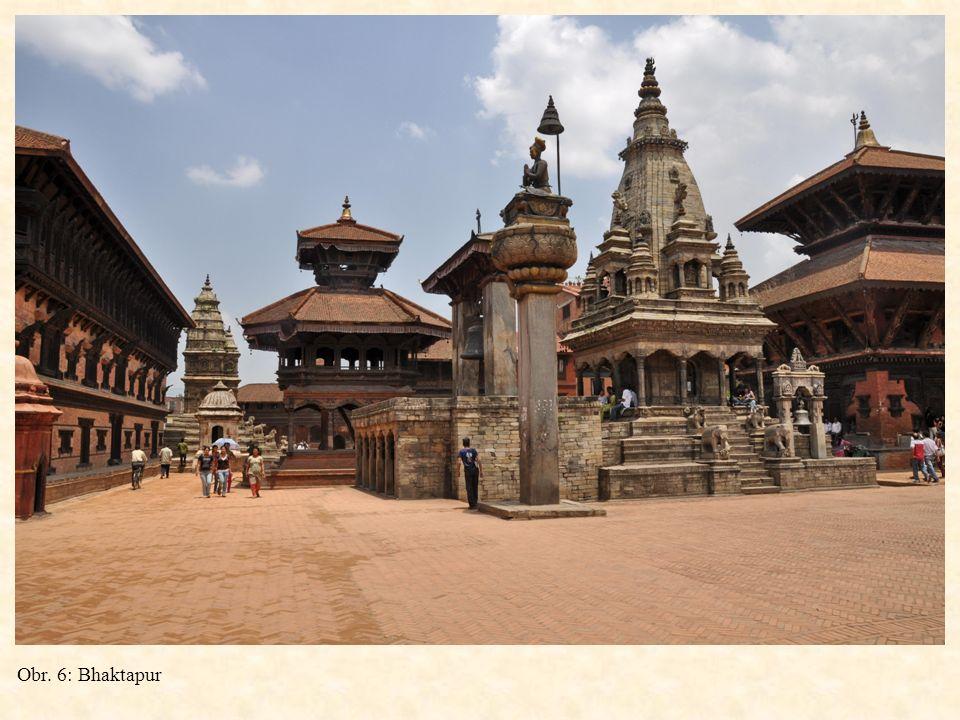 Obr. 6: Bhaktapur