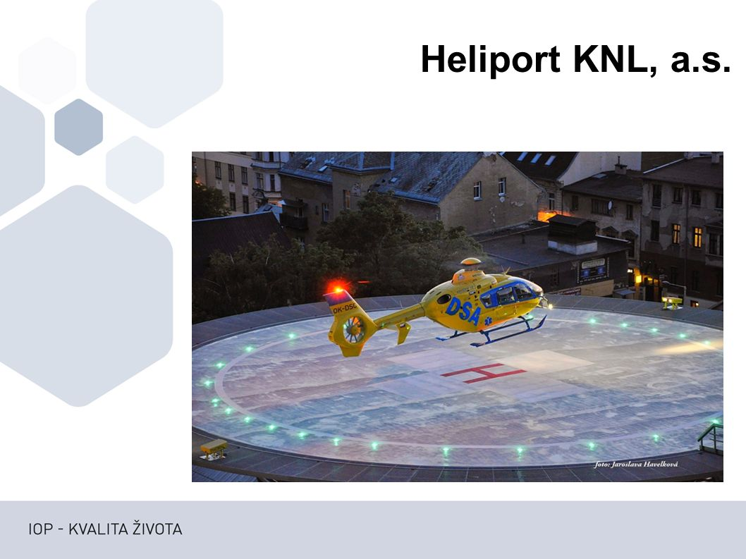 Heliport KNL, a.s.