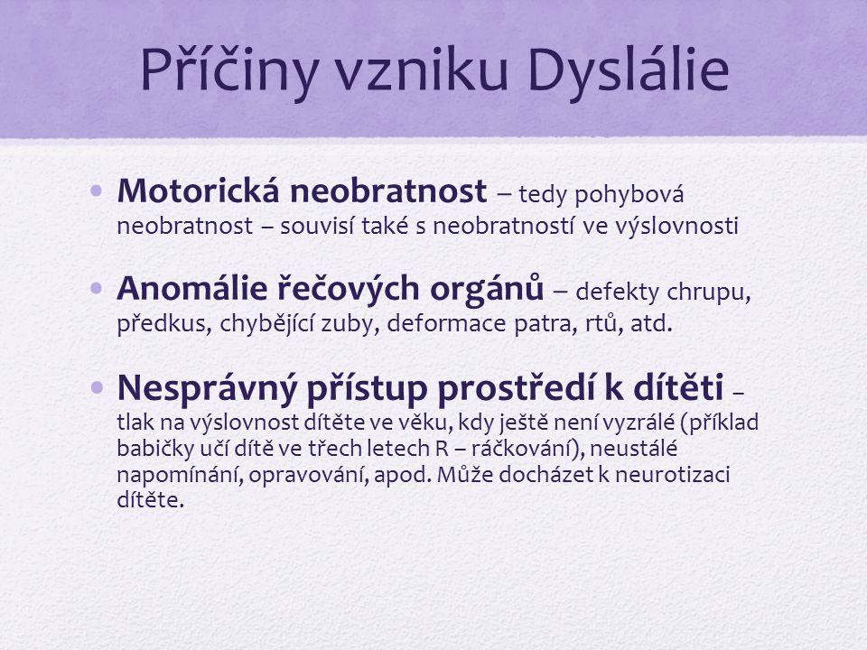 Kdo se stará o terapii koktavosti Koktavý člověk Klinický logoped Kl.