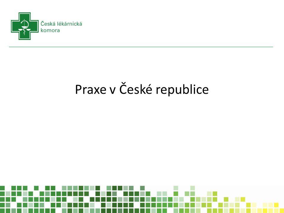 Praxe v České republice