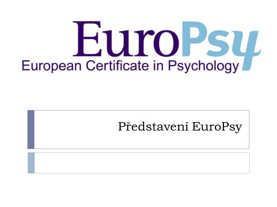 Představení EuroPsy