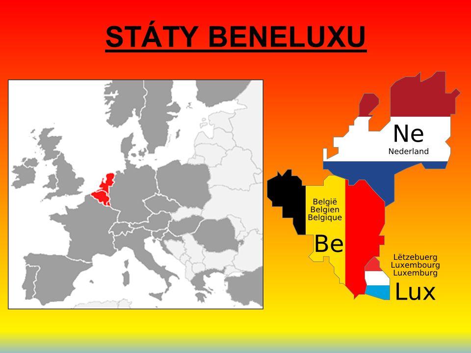 STÁTY BENELUXU