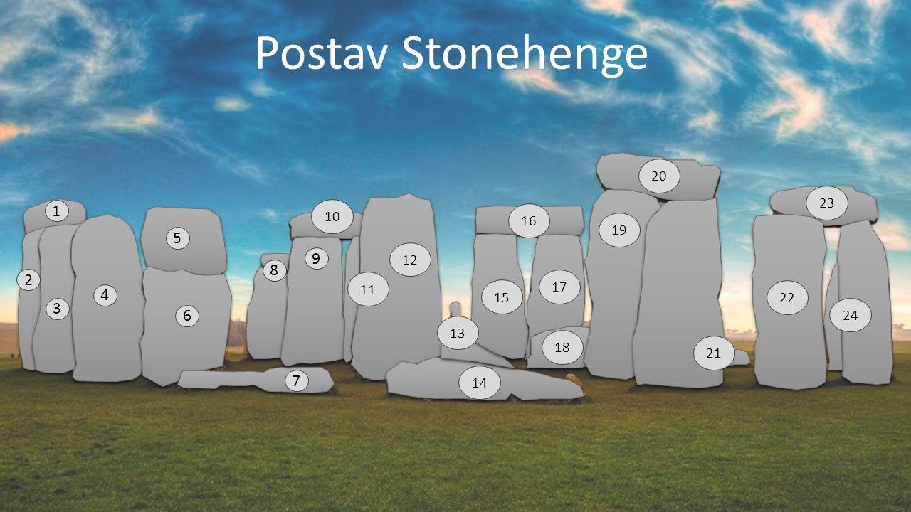 1 2 3 4 5 6 7 8 9 10 11 12 13 14 15 16 17 18 19 20 21 22 23 24 Postav Stonehenge