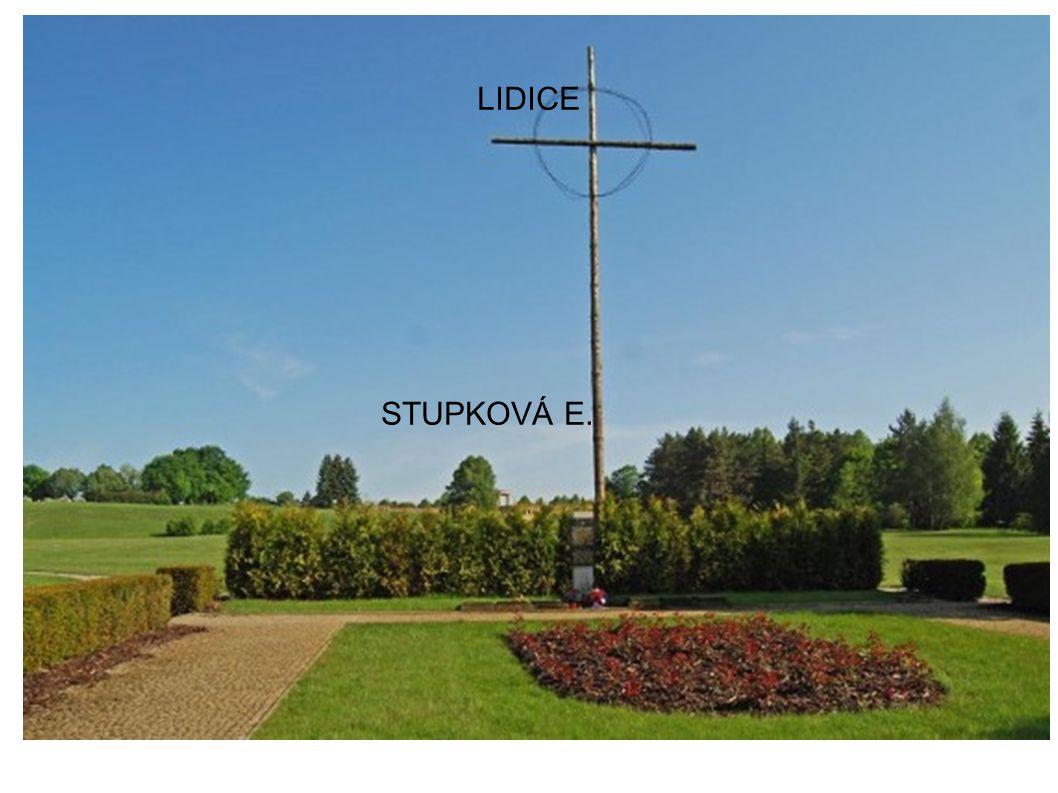 LIDICE STUPKOVÁ E.