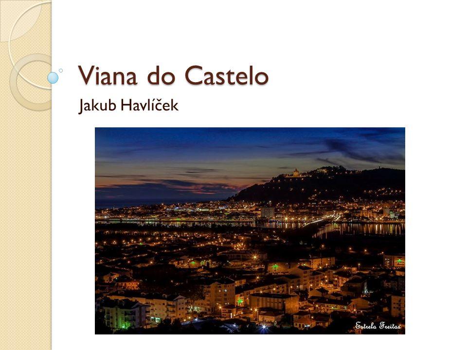 Viana do Castelo Jakub Havlíček