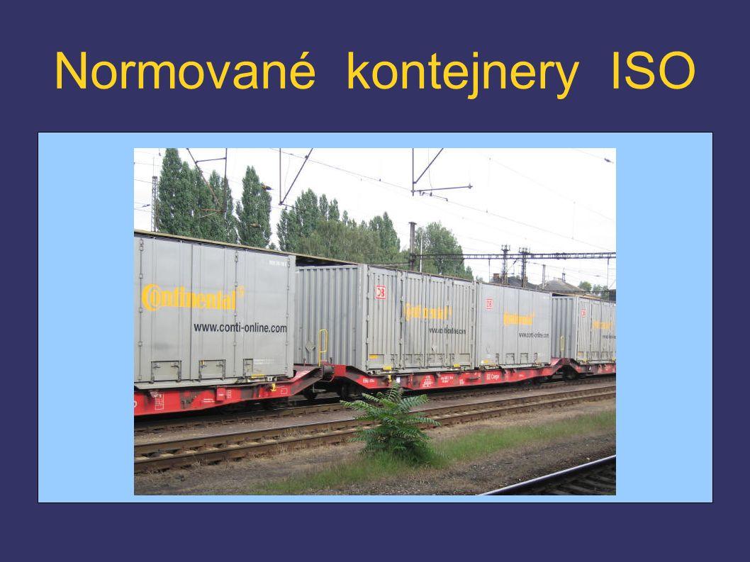 Normované kontejnery ISO