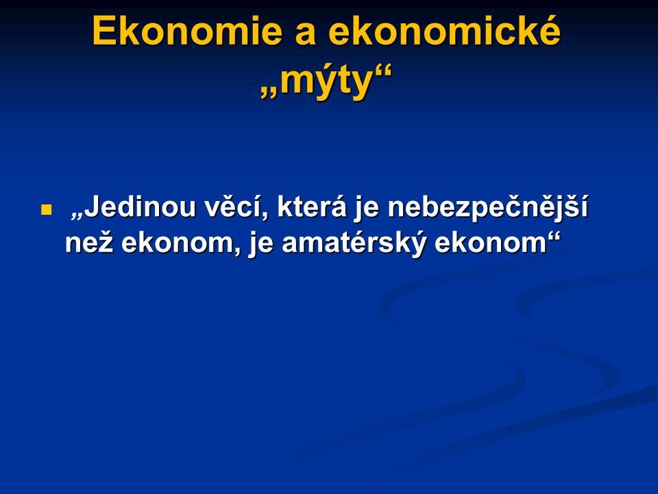 Makroekonomie Zabývá se mj. Zabývá se mj.  vývojem cenové hladiny (např.