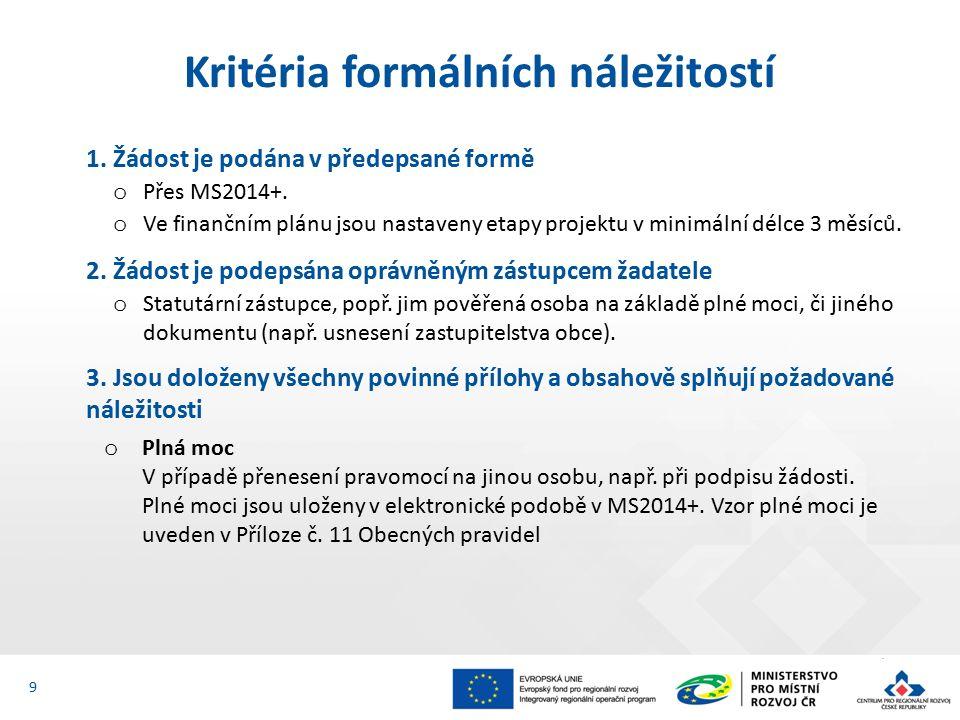 """Monitorování postupu projektů se uskutečňuje prostřednictvím: 2.Zpráv o udržitelnosti (""""ZoU ): monitoring období udržitelnosti, zprávy příjemce podává elektronicky v MS2014+, harmonogram jejich podání se příjemci zobrazuje v MS2014+ po datu schválení právního aktu, další zprávy je možné podat až po schválení předchozích zpráv, zprávu nelze podat před uzavřením změnového řízení, jeli v projektu řešeno, Centrum provádí kontrolu formálních náležitostí a věcného obsahu zpráv a administrativní ověření Pojištění majetku v době udržitelnosti projektu je pouze doporučeno, není tedy povinností."""