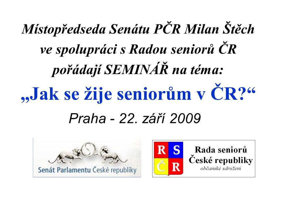 22 Děkuji vám za pozornost Dr.Zdeněk Pernes předseda Rady seniorů ČR Kontakt: Nám.