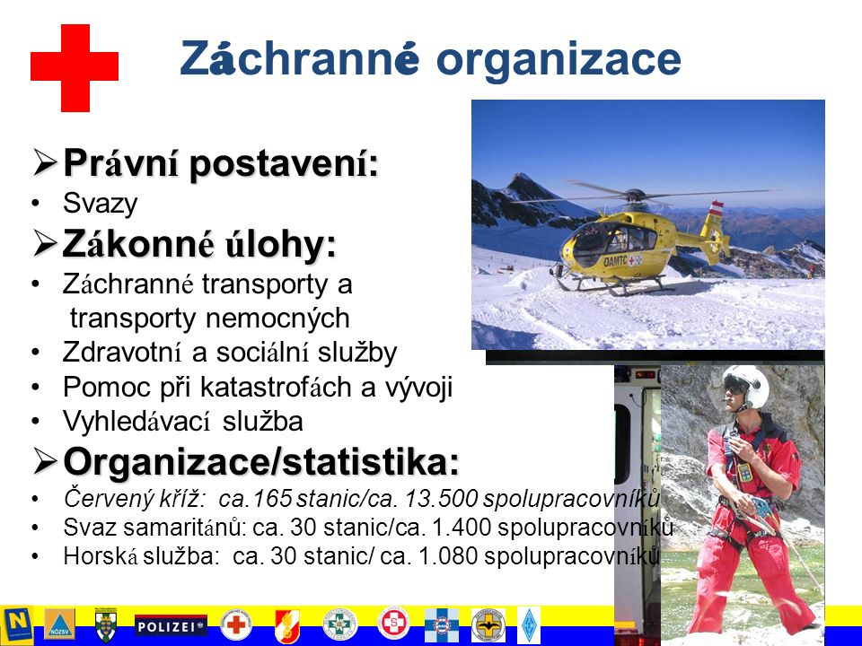 BFK 2011 Varovný a poplachový syst é m v Doln í m Rakousku Moment á lně může vyvolat poplach v tomto syst é mu cca 2.350 sir é n a 18.000 hasičských pagerů po cel é zemi.