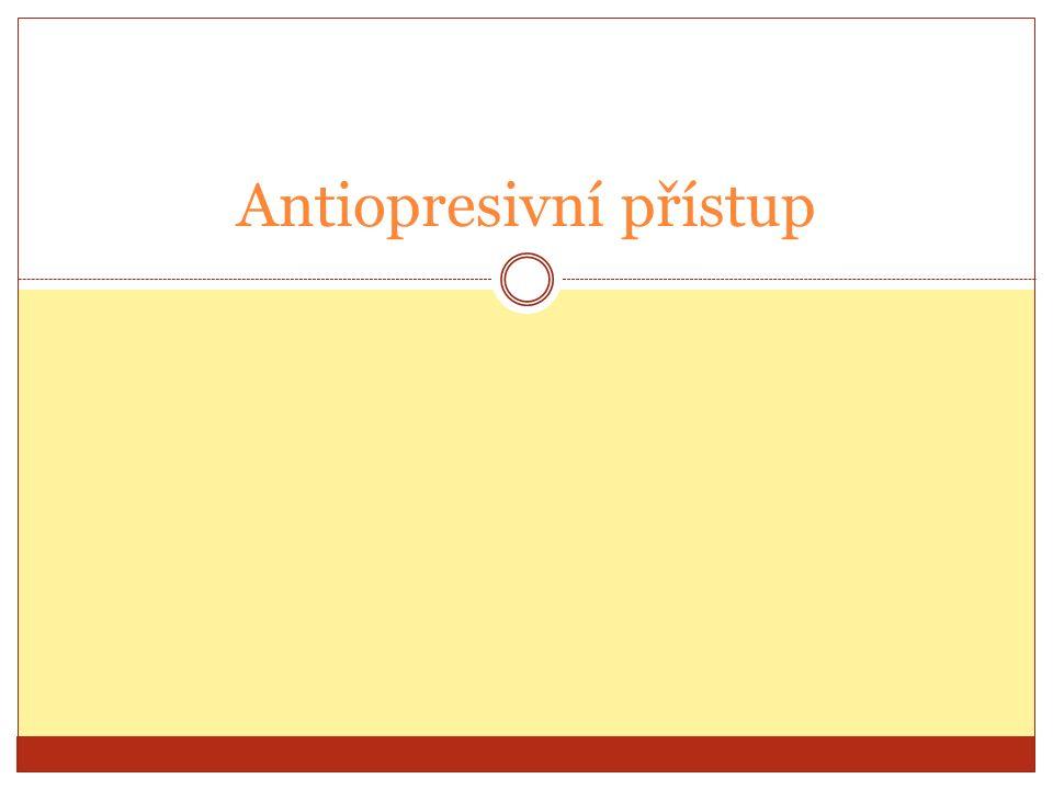 Antiopresivní přístup