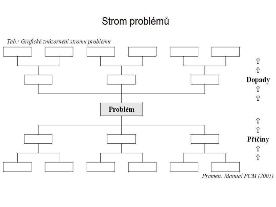 Strom problémů