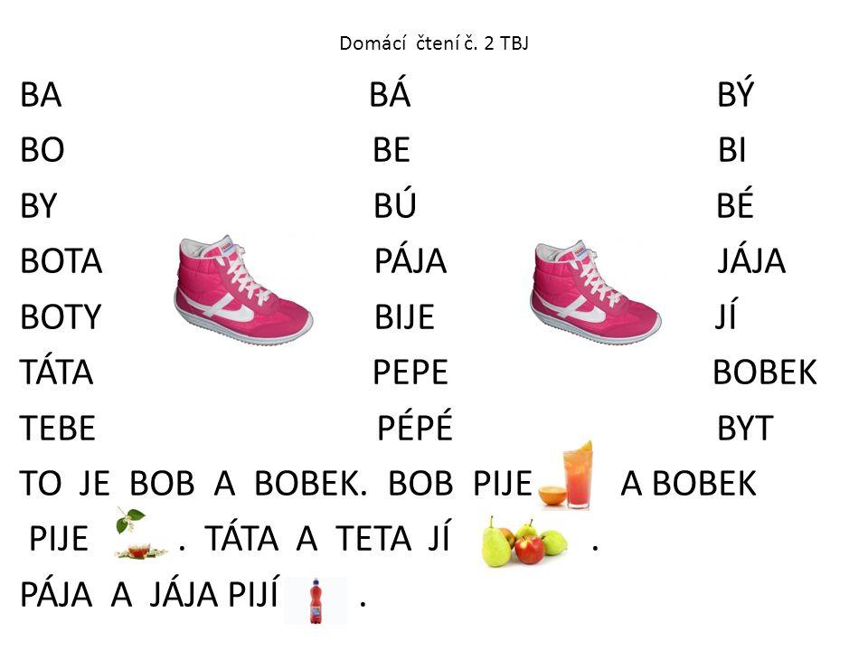DOMÁCÍ ČTENÍ č.13 D DANA DOMA DAR DAN DOMOV DUDEK DATEL DÁREK DUB JE ÚTERÝ.