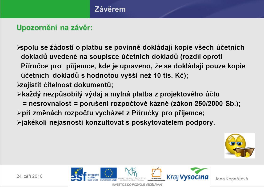 Jana Kopečková 24.