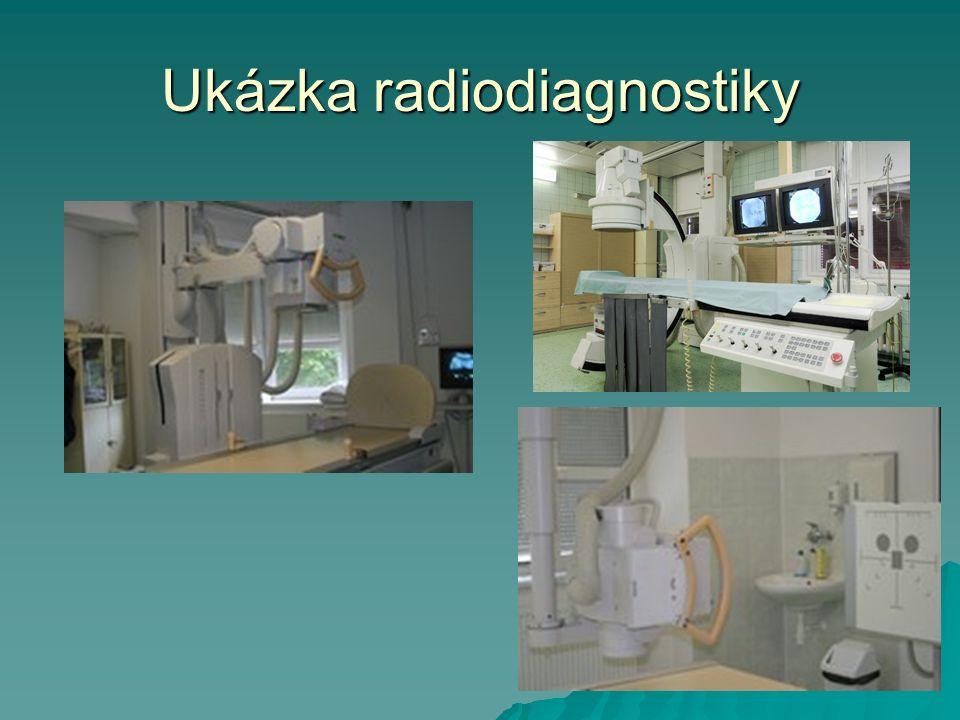 Ukázka radiodiagnostiky