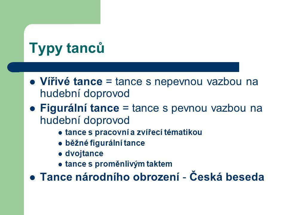 Česká beseda vznikla 60.letech 19. stol.