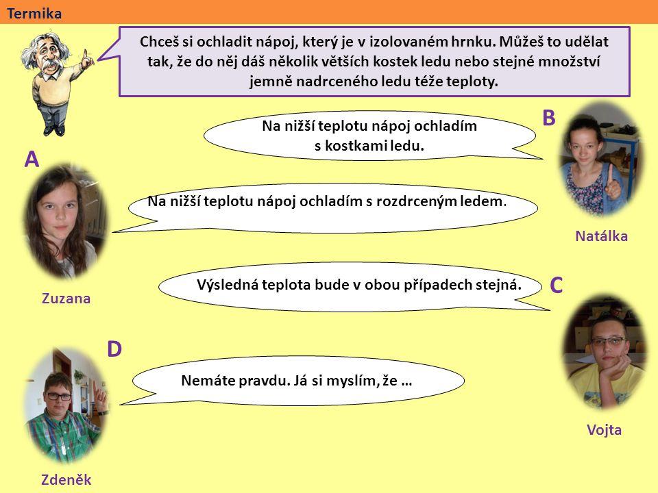 Citace Žákovské prekoncepce ve výuce fyziky; Dana Mandíková, Josef Trna; Paido 2001 Dílny Heuréky; Eva Hejnová; bublinové úlohy; Hradec Králové 2015