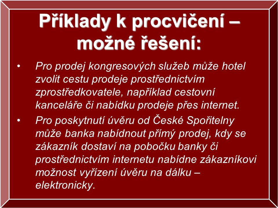 Použitá literatura: VAŠTÍKOVÁ, Miroslava.Marketing služeb: efektivně a moderně [online].