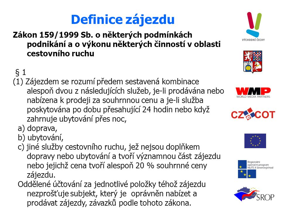 Zákon 159/1999 Sb.