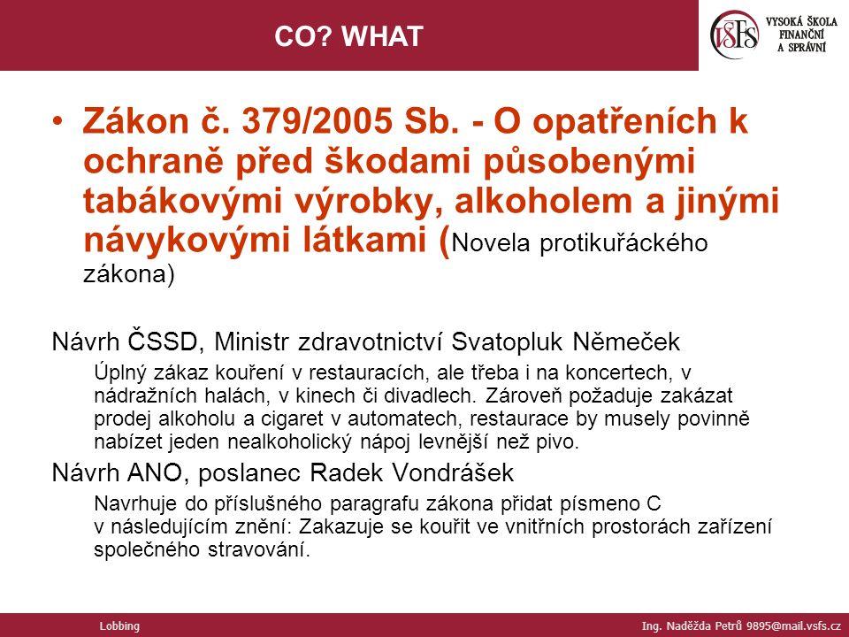Zákon č. 379/2005 Sb.
