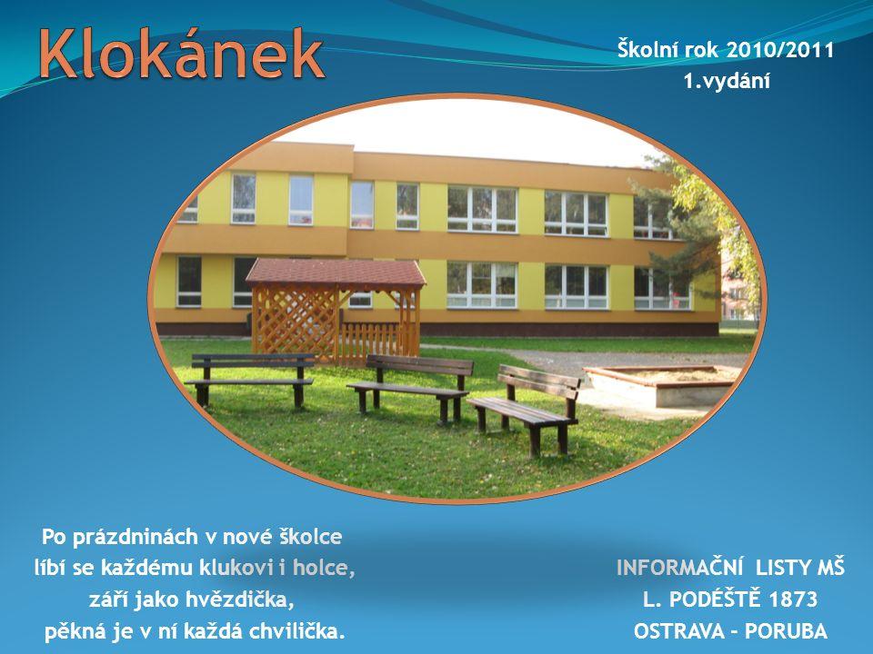 Informace o předškolním vzdělávání, akcích a aktivitách naleznete na www.msotysynka.cz www.msotysynka.cz