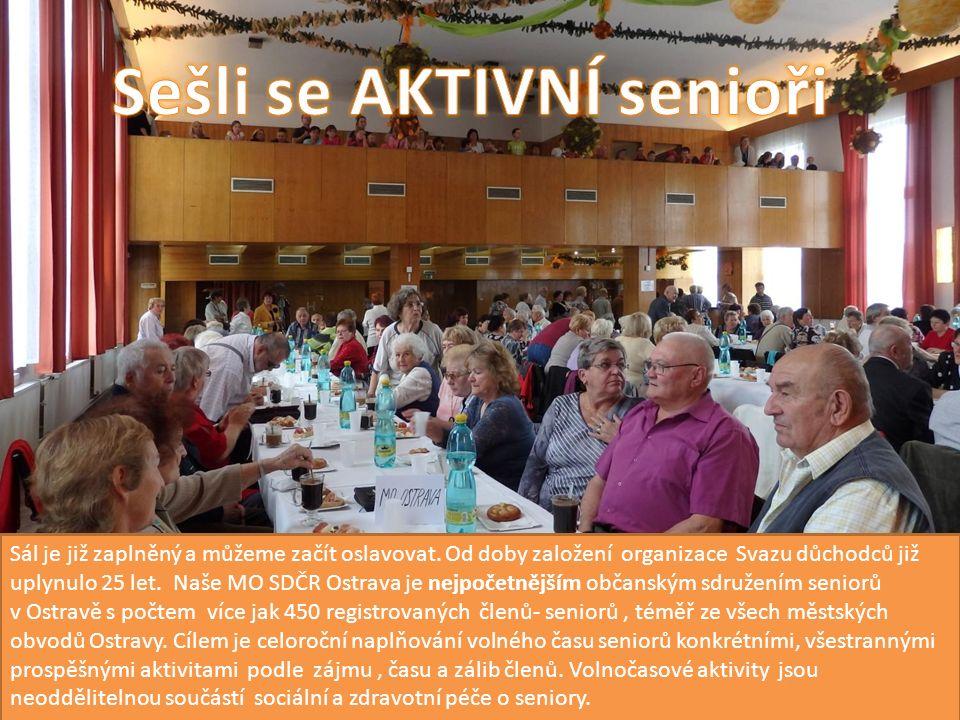 V prostorách Kulturního domu v Ostravě Petřkovicích se uskutečnil dne 3.10.2015 již 11.