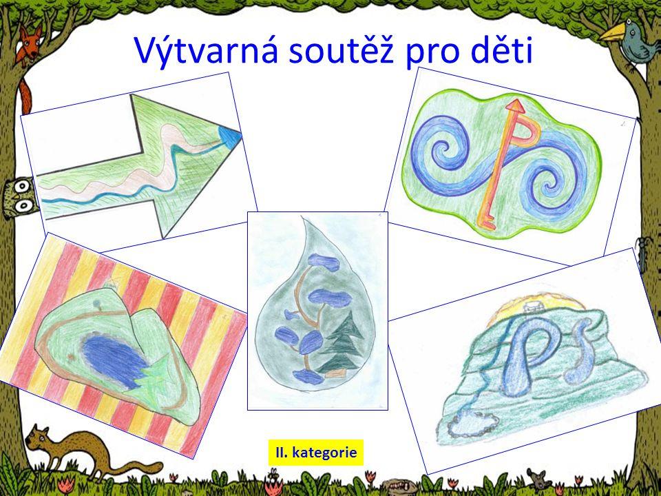 Výtvarná soutěž pro děti II. kategorie