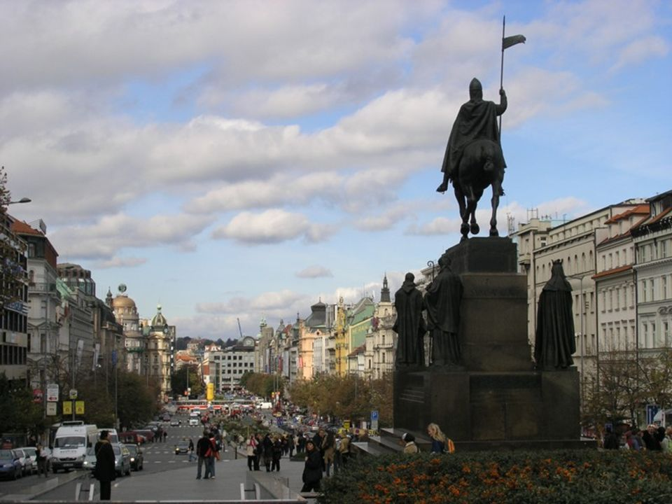 Největší města v ČR 1.Praha – 1 272 690 obyvatel 2.