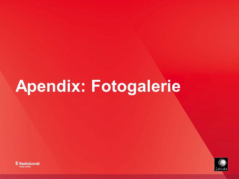 Apendix: Fotogalerie