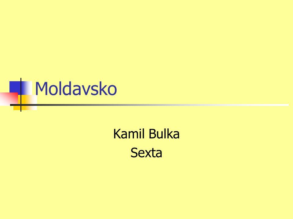Moldavsko Kamil Bulka Sexta