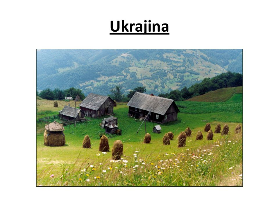 Otázky a úkoly: 1.Jaké je hlavní město Ukrajiny. 2.