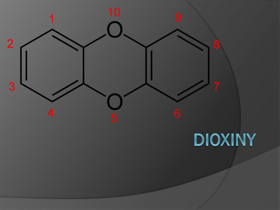 Základní informace  Jsou to tricyklické aromatické uhlovodíky obsahující chlor ve všech polohách  Dvě rozsáhlé skupiny chemických látek (210) 1.