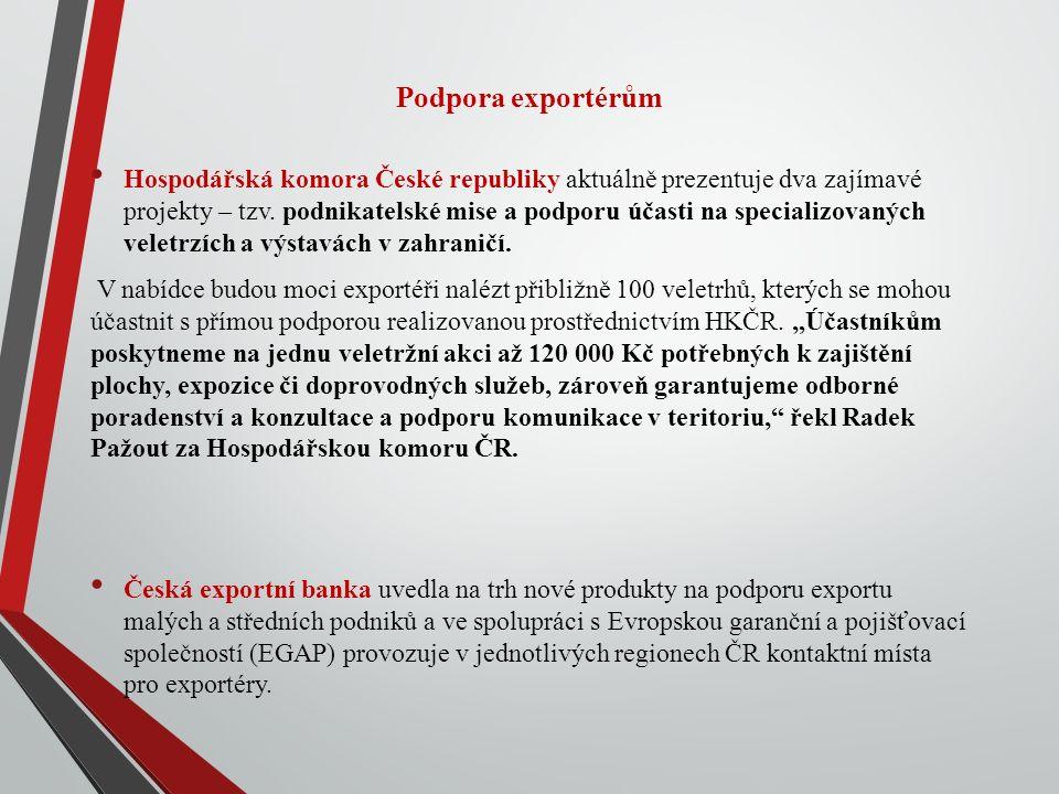 Exportér roku V 18.