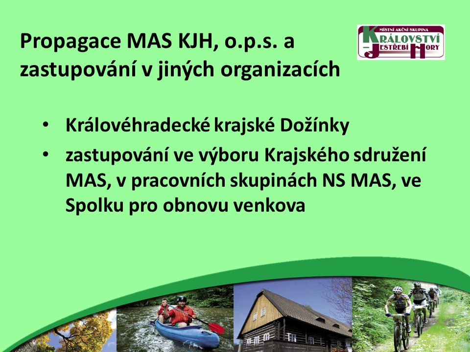 Propagace MAS KJH, o.p.s.