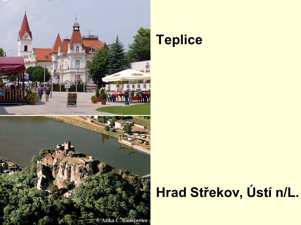 Teplice Hrad Střekov, Ústí n/L.