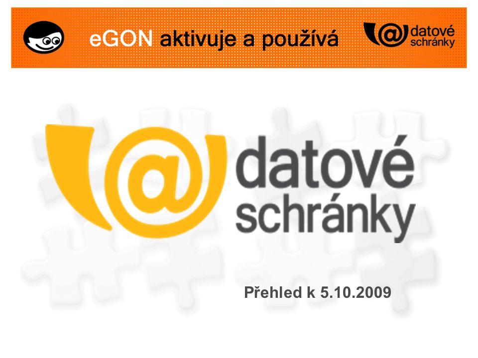 Přehled k 5.10.2009