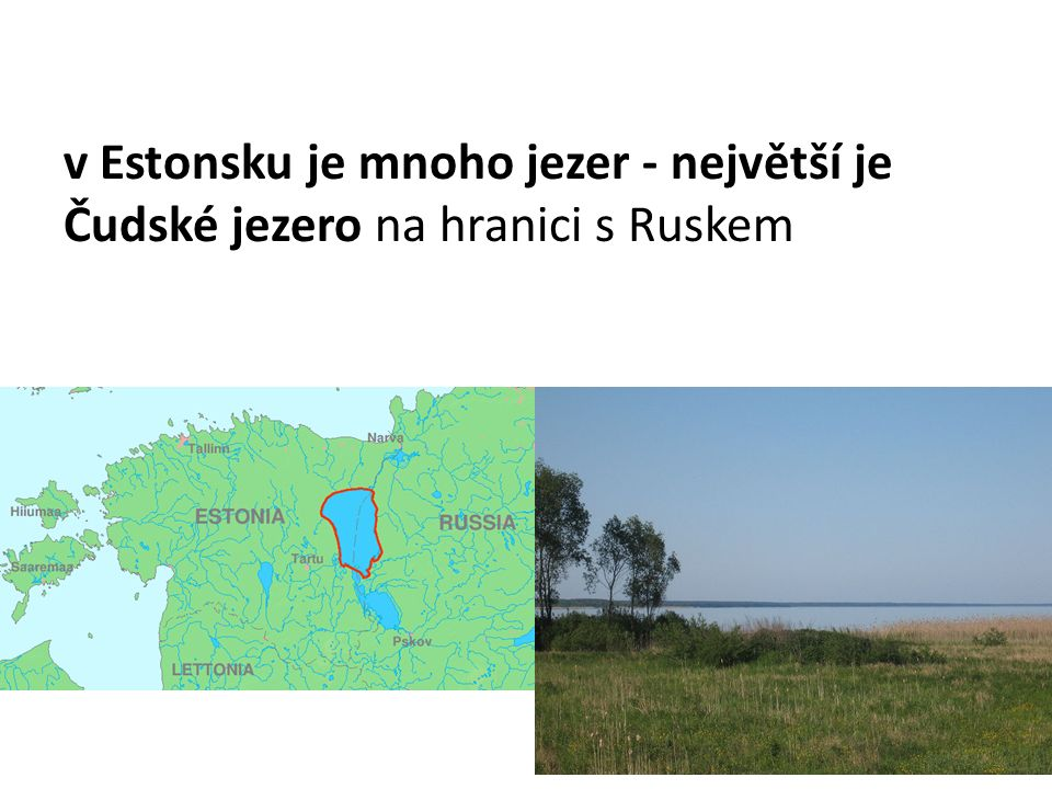 Lotyšsko je prostřední ze tří pobaltských zemí – 2 milióny obyvatel