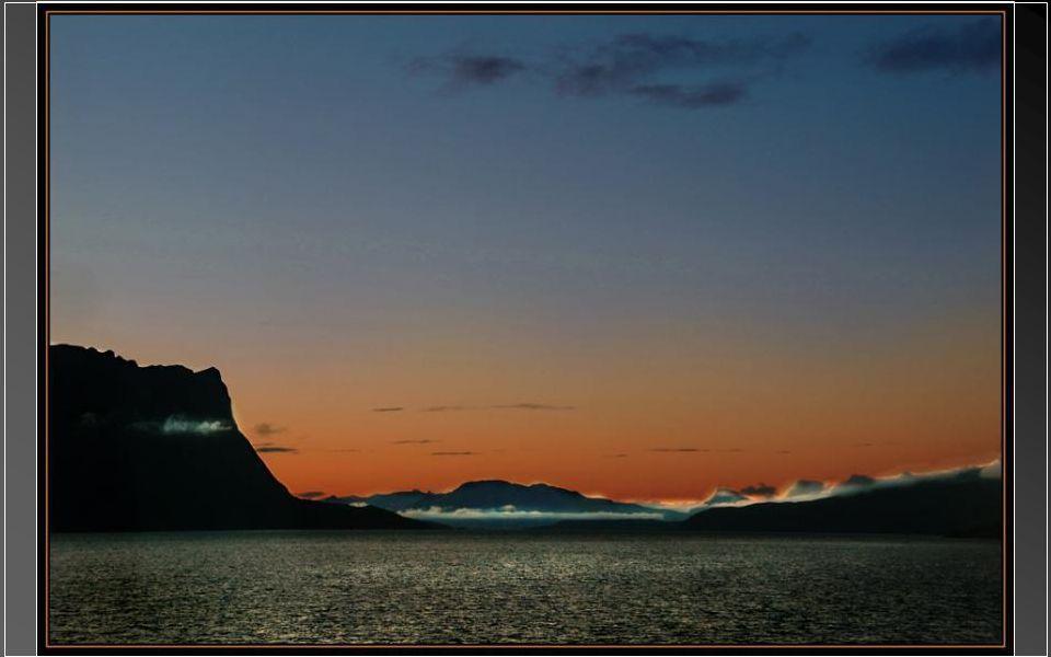 Cap Nord, konec světa