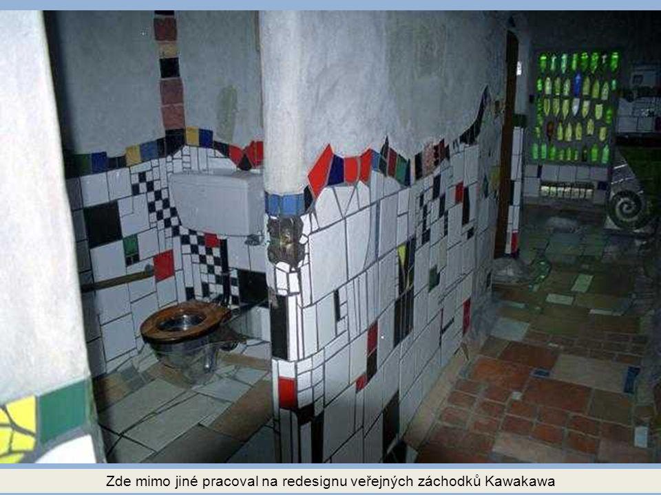 V roce 1999 Hunderwasser odjel na Nový Zéland