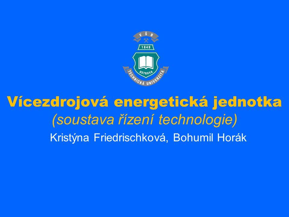 Obsah výkladu: Obecný úvod Topologie VEJ Trianon Zdroje energie pro RD Charakteristika spotřeby RD, aspekty návrhu agregátů a jejich velikosti Charakteristika řídicího systému Směrování energií Shrnutí a závěr