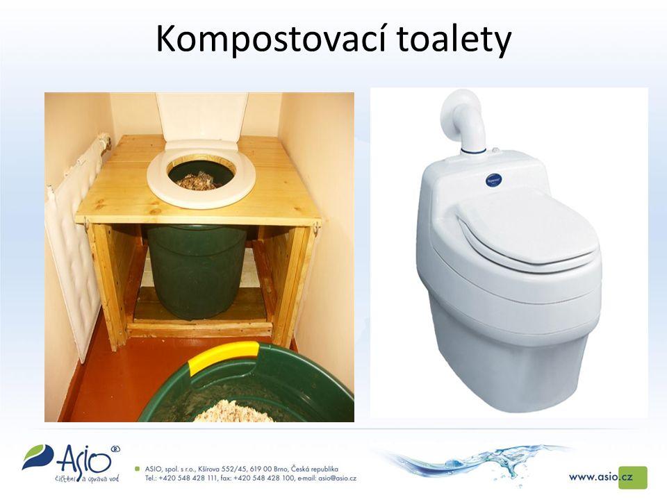 Kompostovací toalety