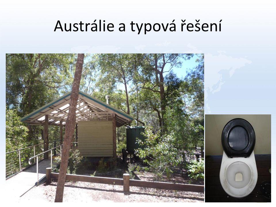 Austrálie a typová řešení