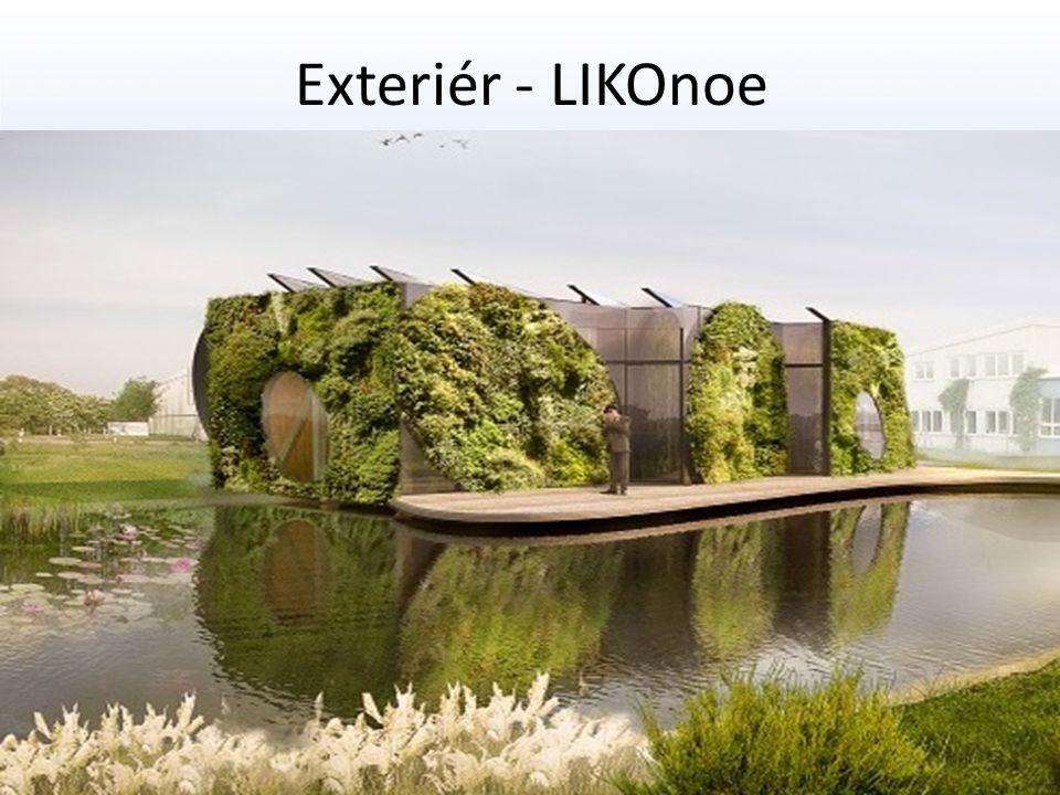 Exteriér - LIKOnoe