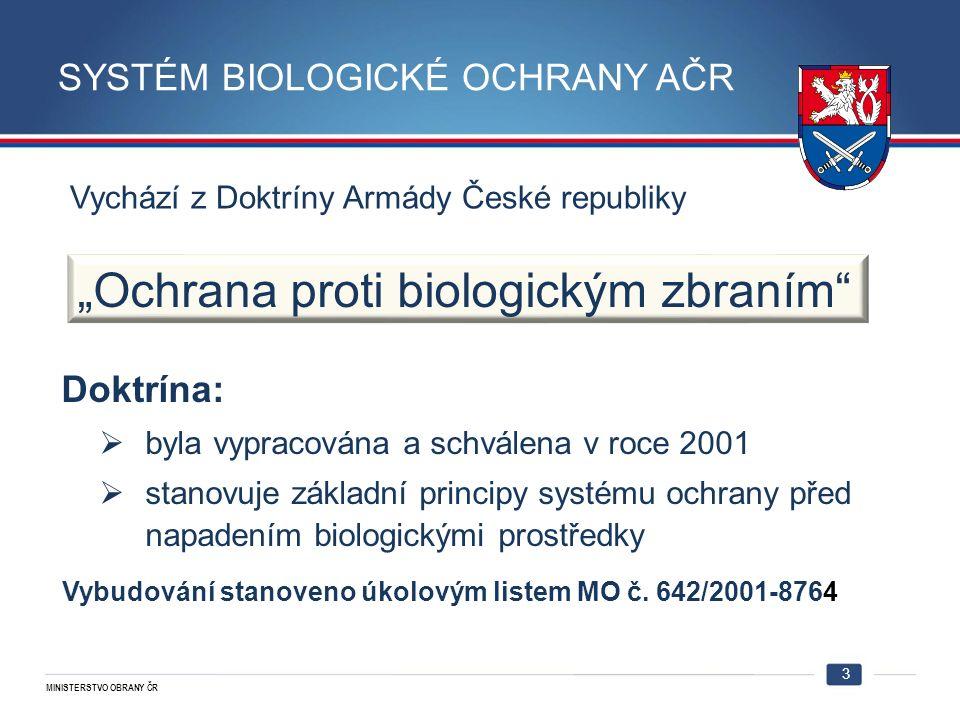 """MINISTERSTVO OBRANY ČR MOBILNÍ HOSPITALIZAČNÍ JEDNOTKA izolace a léčba osob nemocných vysoce nakažlivou nemocí (VNN) nebo z takové nákazy podezřelých v polních podmínkách celková kapacita 26 osob – """"BSL 3 like (2x JIP lůžko) modulární systém umožňující rozvinutí ve stanech či budovách vlastní zdroj el."""