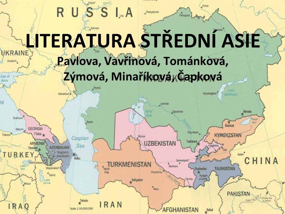 Kazašská literatura