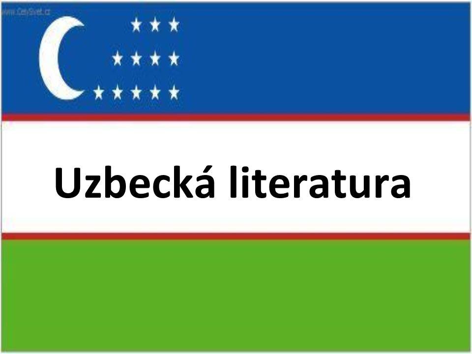 Uzbecká literatura