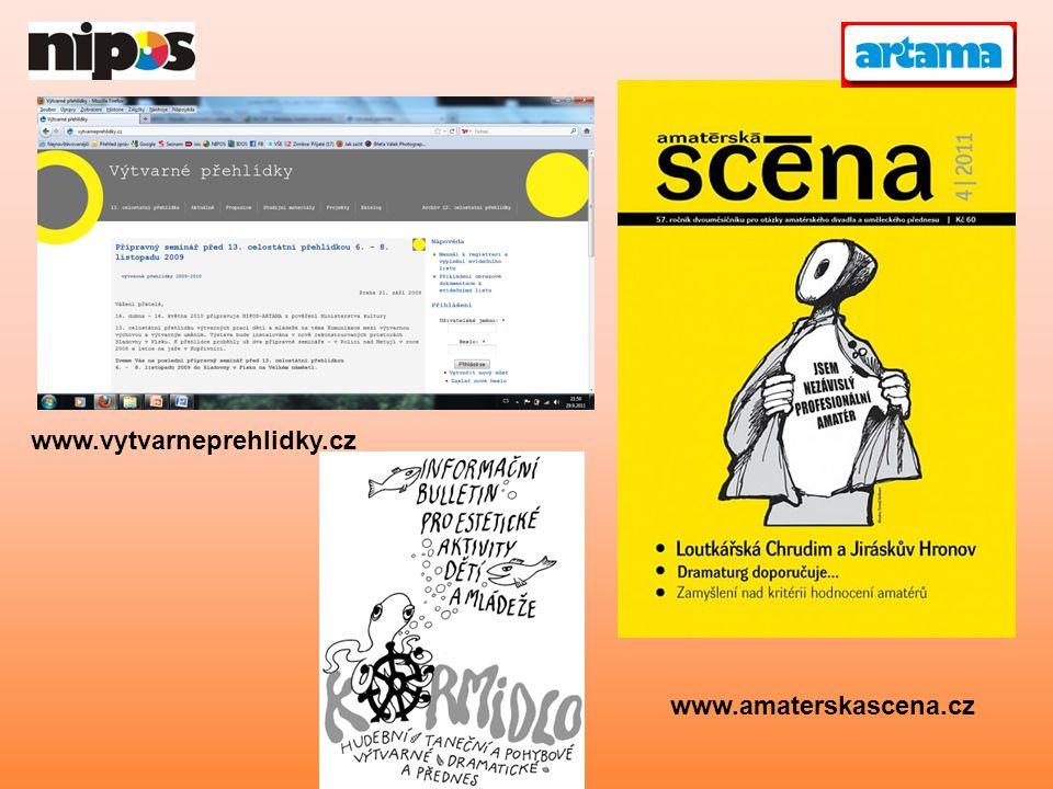 Více na webové stránce: http://www.amaterskedivadlo.cz/