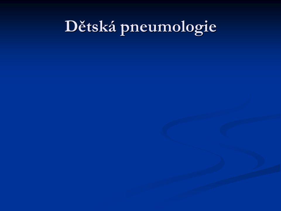 Chronická onemocnění DCD Cystická fibrosa Cystická fibrosa Multisystémové geneticky podmíněné onemocnění, projevuje se u 95% nemocných chronickým respiračním onemocněním, u 85% nemocných insuficiencí zevní sekrece pankreatu a vysokou koncentrací Cl- v potu.