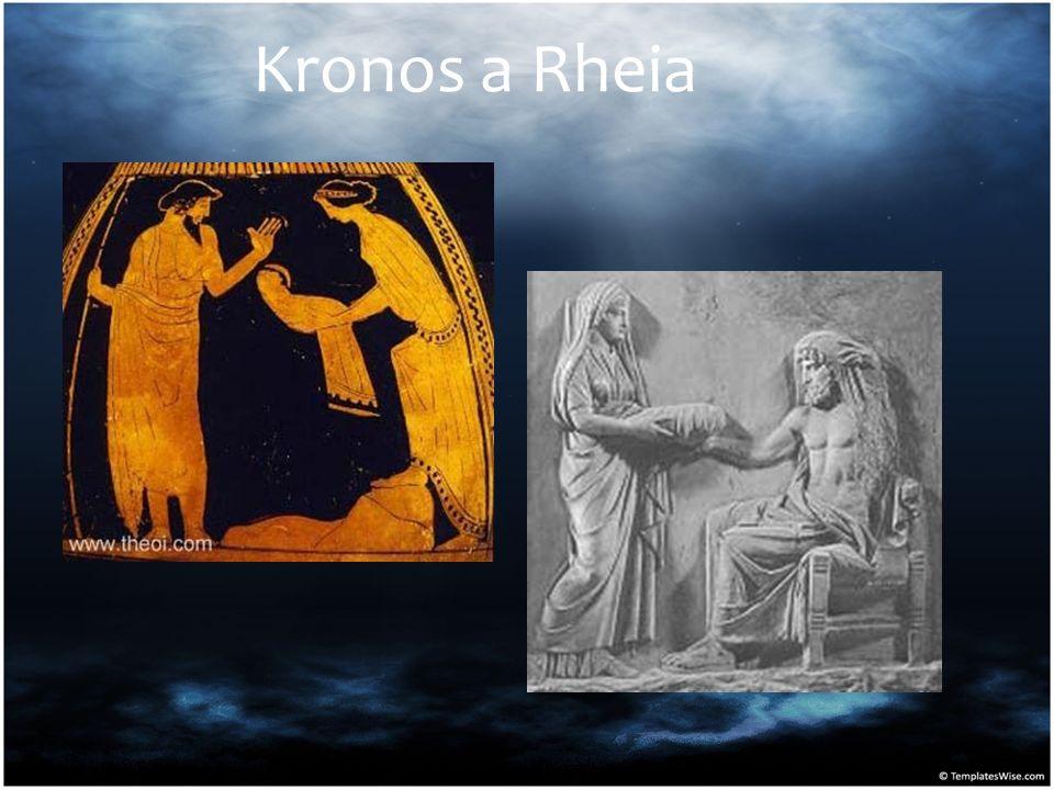 Kronos a Rheia